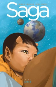 SDCC – Image Announces SAGA Hardcover