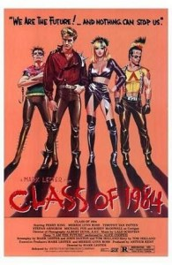 LET'S GO TO THE MOVIES: Class Of 1984