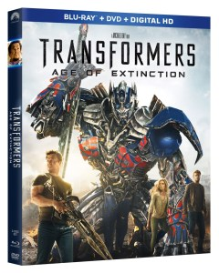 TRANSFORMERS: AGE OF EXTINCTION Explodes onto Digital HD on 9/16 and Blu-ray Combo Pack on 9/30
