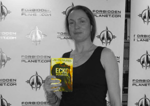 FOG! Chats With ECKO BURNING Author Danie Ware