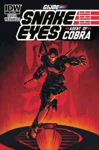 NYCC – SNAKE EYES Betrays G.I. JOE!