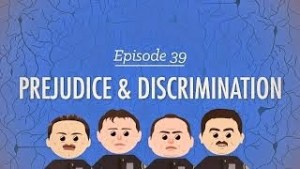 (SOCIAL) SCIENCE GEEK: Get A Crash Course In Prejudice & Discrimination