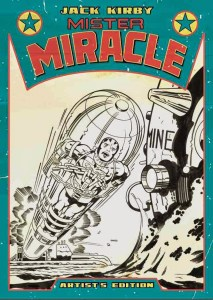 IDW Shines The Spotlight On JACK KIRBY'S MISTER MIRACLE