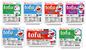 DORAEMON Branded Tofu Is a Real Thing