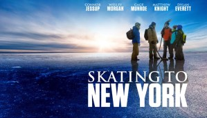 Win SKATING TO NEW YORK on Blu-ray!