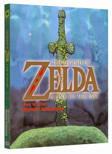 VIZ Media Announces THE LEGEND OF ZELDA: A LINK TO THE PAST Graphic Novel