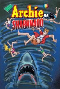 This Summer, Sharknado Hits Riverdale in ARCHIE VS. SHARKNADO