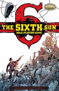 THE SIXTH GUN RPG Kickstarter Smashes Expectations and Finding Goal in First Day!