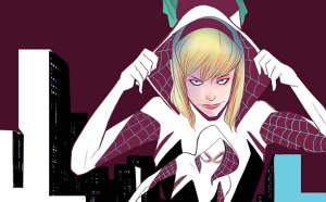With Great Fashion, There Must Be a SPIDER-GWEN Hoodie