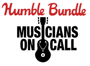 HUMBLE BUNDLE Launches Music Themed Book Bundle