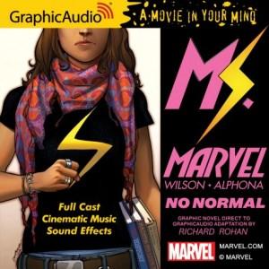 Marvel Comics' MS.MARVEL Coming to Graphic Audio
