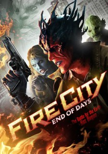 FIRE CITY: END OF DAYS (review)
