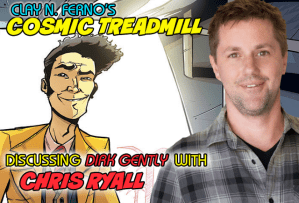 FOG! Chats With IDW EIC and DIRK GENTLY Scribe CHRIS RYALL
