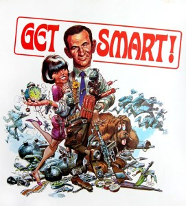 Happy 50th Anniversary GET SMART!