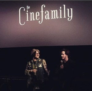 FOG! Goes To THE HALLOW Screening With EDGAR WRIGHT And CORIN HARDY!