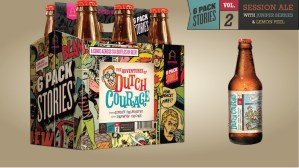 6-PACK STORIES Teams Up Comics and Beer!