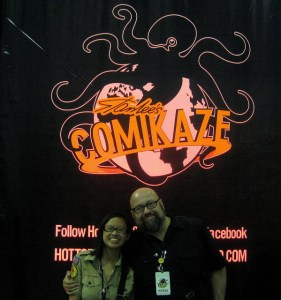 FOG! Goes To STAN LEE'S COMIKAZE EXPO!