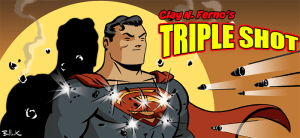 Triple Shot With a Heavy Metal Chaser: SUPERMAN: AMERICAN ALIEN #2, THE LEGEND OF WONDER WOMAN #1, EVIL DEAD 2: CRADLE OF THE DAMNED #1 & NARCOPOLIS: CONTINUUM #1