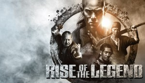 Win RISE OF THE LEGEND on Blu-ray!