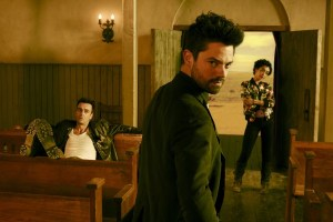 AMC Releases First Five Minutes of PREACHER!