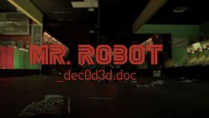 MR. ROBOT DECODED – Premiering Monday on USA Network