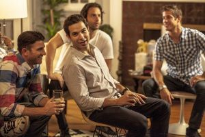 STARZ DIGITAL Acquires U.S. Distribution Rights To Ensemble Comedy FLOCK OF DUDES