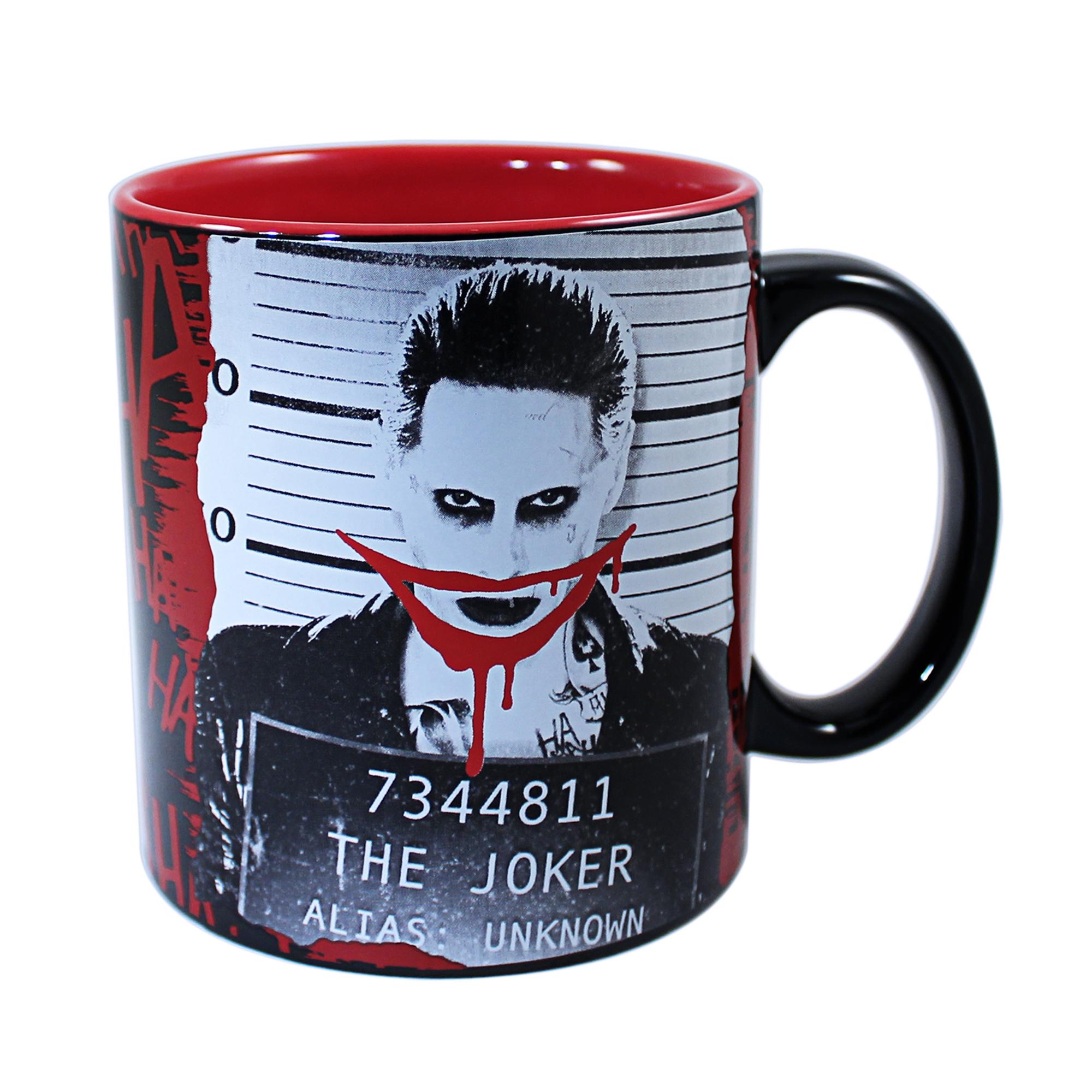 Silver Buffalo_The Joker Mug