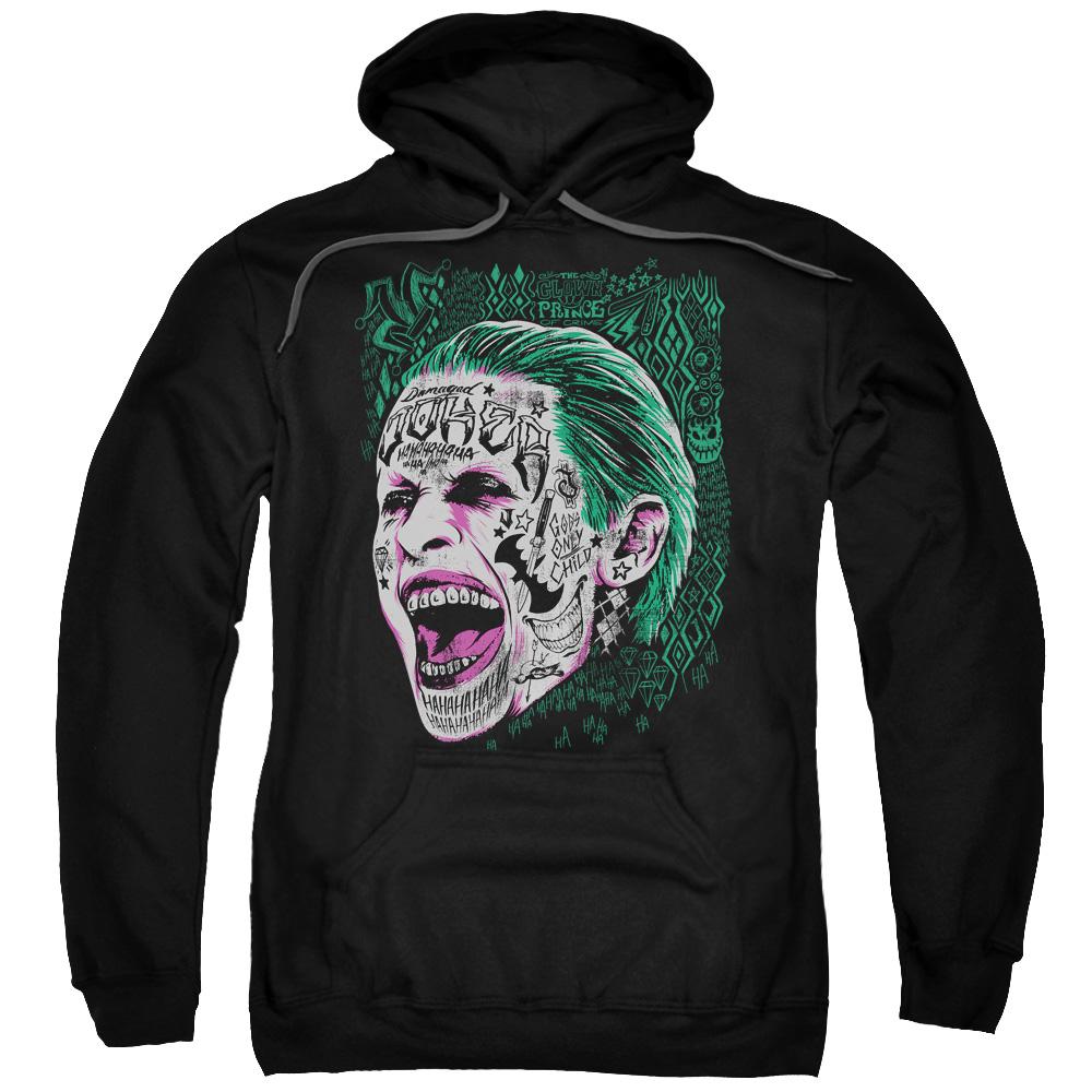 Trevco_Suicide Squad_The Joker sweatshirt