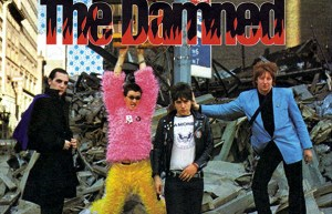 Win 'The Damned: Don't You Wish That We Were Dead' Blu-ray!