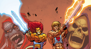 'He-Man/Thundercats' Announced by Mattel & DC Comics
