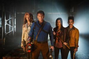 'Ash Vs Evil Dead' Season 2 Gets Trailer Too Extreme For Comic-Con!