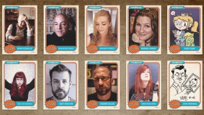 "ComiXology Announces ""Comic Book All Stars"" Collectible Trading Cards for San Diego Comic-Con"