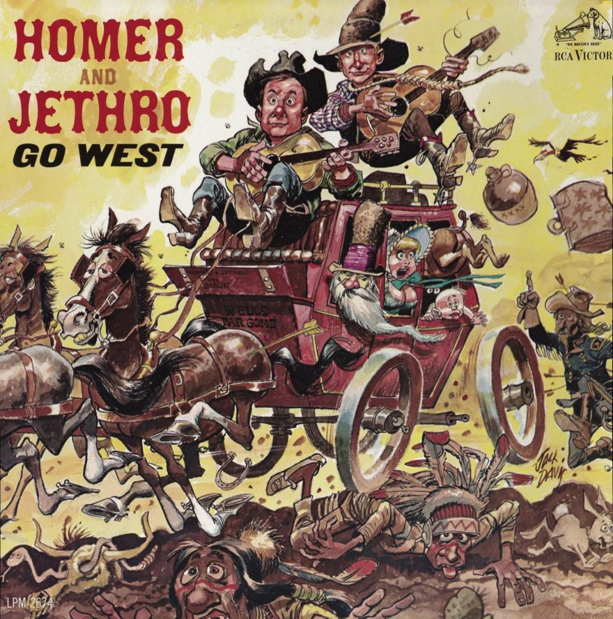 homer-and-jethro-go-west