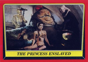 Take A Look At 'Star Wars: Return of the Jedi The Original Topps Trading Card Series, V. 3'