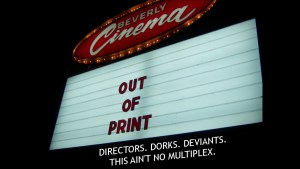 'Out of Print' (review)