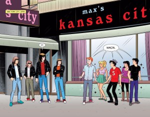 First Look at 'Archie Meets Ramones #1'