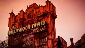 End Zone: Disneyland's Tower of Terror Sets End Date