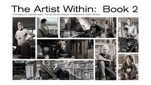 FOG! Chats With Photographer Greg Preston, About His 'The Artist Within: Book 2' Kickstarter