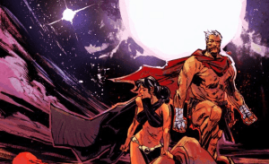 Brian Wood To Pen Upcoming 'John Carter of Mars' Series For Dynamite Entertainment in 2017