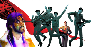 FOG! Chats With Vivek J. Tiwary, Writer of 'The Fifth Beatle: The Brian Epstein Story'