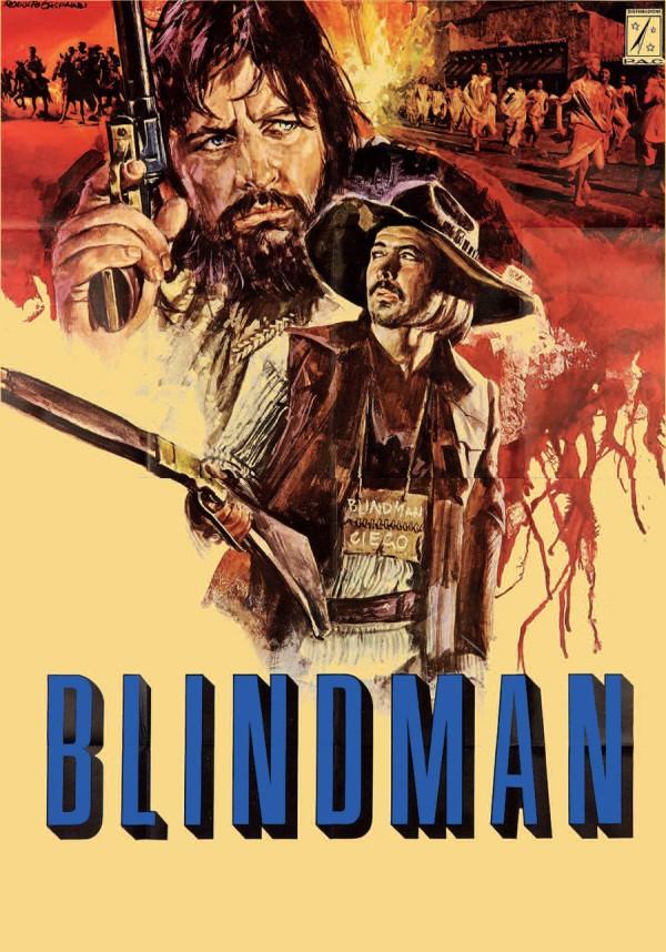 Blindman Restored 1971 Spaghetti Western Starring Ringo Starr Now
