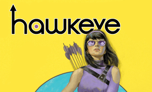 An Avenging Archer Rises – Your First Look at 'Hawkeye #1'!