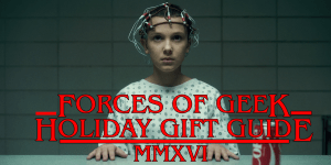 Gift Guide 2016: DVD and Blu-rays