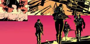 'The Old Guard' Marches into Stores This February From Greg Rucka and Leandro Fernandez!
