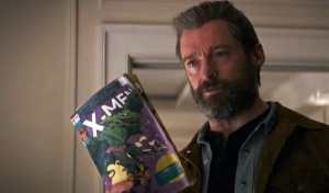 'Logan' Is A Comic Book Movie  About Comic Book Movies