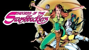 You Can Help Bring Back Bill Mantlo and Butch Guice's 'Swords of the Swashbucklers'