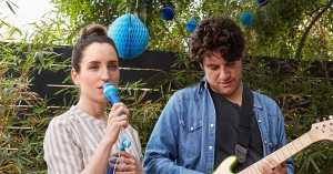 'Band Aid' Starring Band Aid' Starring Zoe Lister-Jones, Adam Pally, and Fred Armisen Arrives on Blu 9/5!