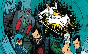 'Samurai Jack' Returns To Comic Books With A Quantum Twist