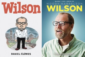 Win a 'Wilson' Prize Pack with Blu-ray and Graphic Novel!