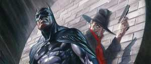 The Shadow and Batman Team-Up Again, Courtesy of Dynamite Entertainment, DC Entertainment and Conde Nast